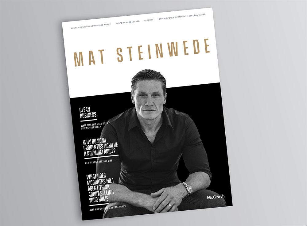 Mat Steinwede Magazine